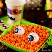 Not-So-Scary Kids Halloween Party Ideas