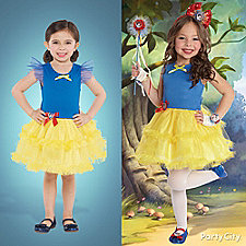 Easy Ideas for Customizing a Disney Princess Costume