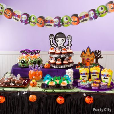 Birthday Cake Popcorn on Party Food Ideas  Devilishly Delicious Desserts    Party City