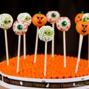 Scary-Sweet Halloween Party Food Ideas