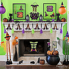 Friendly Halloween Decorating Ideas