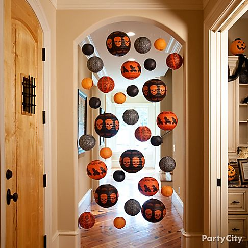 Halloween Party Decorations Photograph | Frightfully Fun Hal
