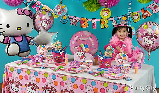 Hello Kitty Party Ideas!