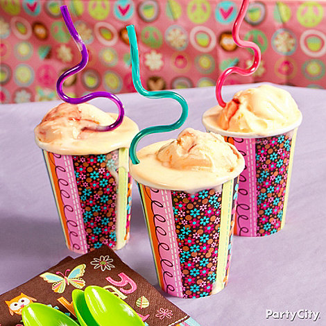Hippie chick birthday party ideas party city