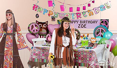 Girls Birthday Party Dress-Up Ideas Gallery - Party City