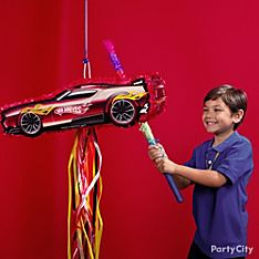 Hot Wheels Party Game & Activity Ideas