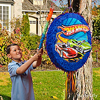 Hot Wheels Pinata