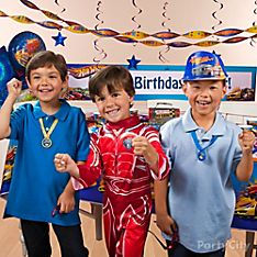 Hot Wheels Party Dress-Up Ideas