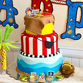 Jake and the Never Land Pirates Party Ideas Top 5 Boys Birthday Themes ...