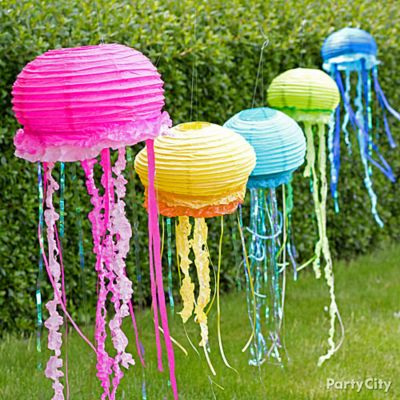 Jellyfish Lantern How To Party City