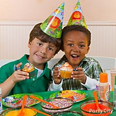 Jungle Animals Party Food Ideas