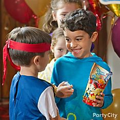 Jake and the Never Land Pirates Party Favor Ideas