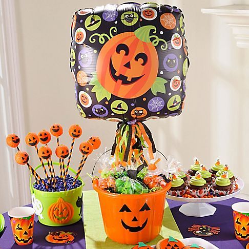birthday theme seasonal party goods party city - Halloween Birthday Decorations