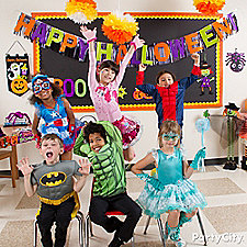 Boo–Cute Halloween Class Party Ideas