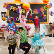 Boo-Cute Halloween Class Party Ideas