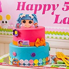 Lalaloopsy Party Food Ideas