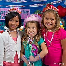 Little Mermaid Party Dress-Up Ideas