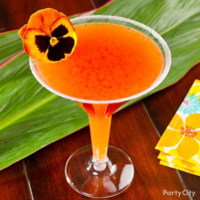 Party ideas and luau party cocktail ideas for more hot hawaiian party