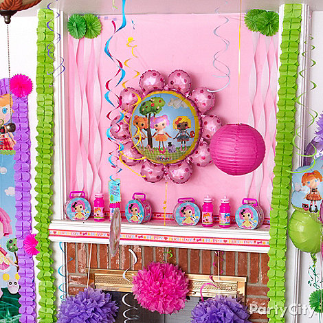 lalaloopsy party giveaways