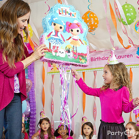 Lalaloopsy Party Ideas: Games & Activities