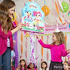 Lalaloopsy Party Games & Activity Ideas