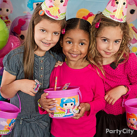 Lalaloopsy Party Ideas: Costume & Dress-Up