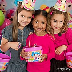 Lalaloopsy Party Dress-Up Ideas