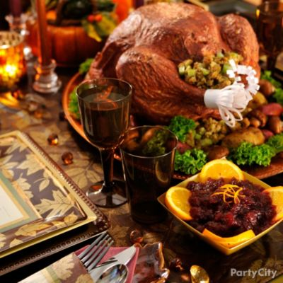 Thanksgiving Ideas, Thanksgiving Decorating Ideas - Party City