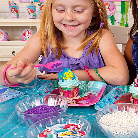 Little Mermaid Party Ideas: Games & Activities