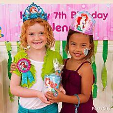 Little Mermaid Party Favor Ideas