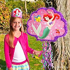 Little Mermaid Party Game & Activity Ideas