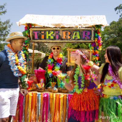 10 Totally Tiki Luau Party Ideas - Party City