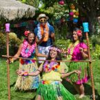 10 Totally Tiki Luau Party Ideas