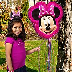 Minnie Mouse Party Games & Activity Ideas