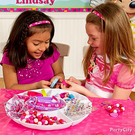 Minnie Mouse Party Ideas: Games & Activities