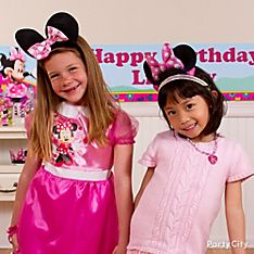 Minnie Mouse Party Dress-Up Ideas