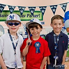 New York Yankees Party Dress-Up Ideas