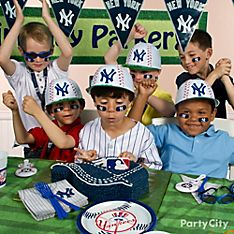 New York Yankees Party Food Ideas