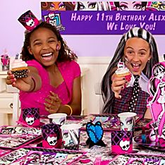 Monster High Party Food Ideas
