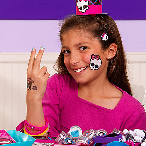 Monster High Party Ideas: Games & Activities