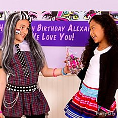 Monster High Party Favor Ideas