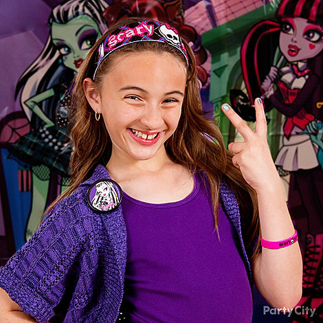 Monster High Party Ideas: Costume & Dress-Up