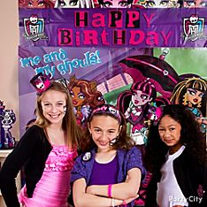 Monster High Party Game & Activity Ideas