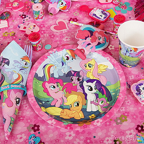 My Little Pony Party Ideas: Decorations