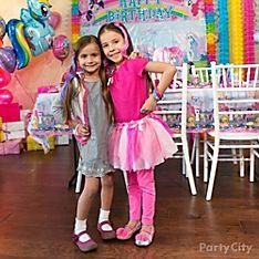My Little Pony Party Dress-Up Ideas