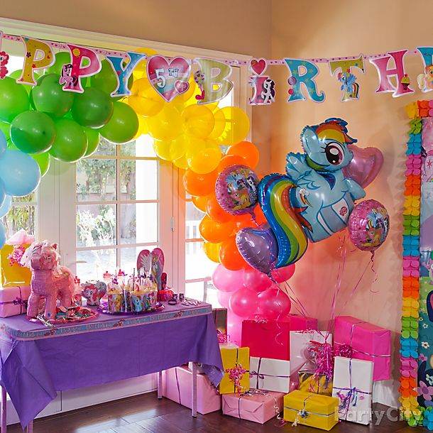 My Little Pony<br /> Party Ideas!