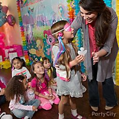 My Little Pony Party Games & Activity Ideas