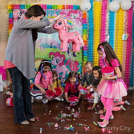 My Little Pony Ideas: Games & Activities
