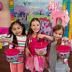 My Little Pony Party Favor Ideas