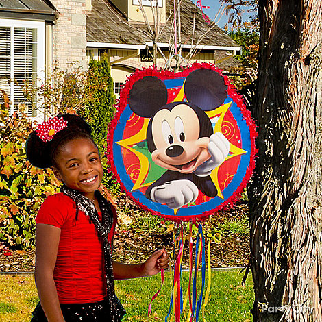 Mickey Mouse Party Ideas: Games & Activities